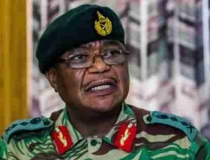Zimbabwe Army Chief Who Helped Removed Robert Mugabe, Sworn In As Vice President